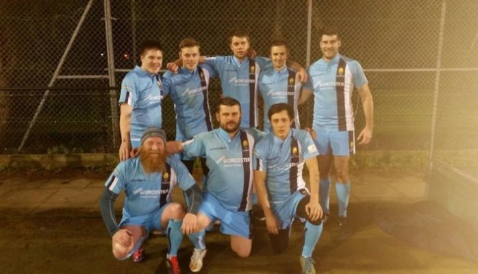 Worcester Homeless Rugby Team Ready For 'Toughest Test'