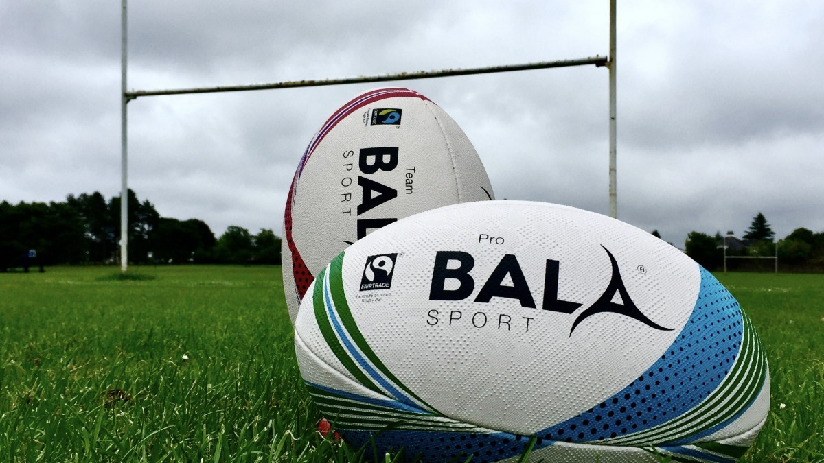 New Balls for the 2018 Homeless Rugby International Cup