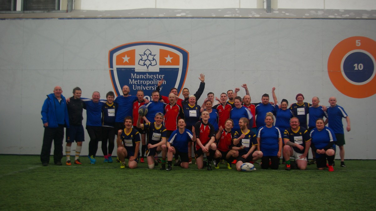 Homeless Rugby Club Cup starts with a BANG!